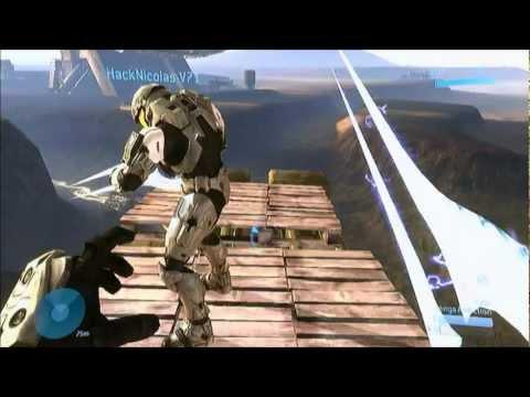 Halo 3 Custom Game Night: Jenga Addiction on Jenga Wall [with Godzilla 1220 and Shannoman93] (02)