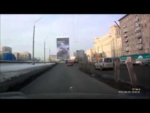 Rosyjskie Drogi - Wypadki