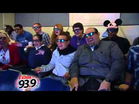 Star Tours 2011 en Disneyland con Exitos 93.9fm