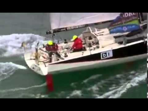 ANSA Intervista via satellite  Gaetano Mura Bet1128 Sailing Team  12 NOV 2013