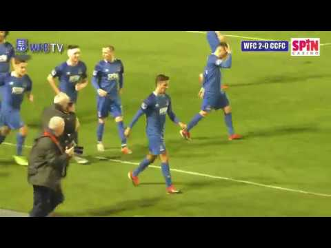 Waterford FC 2-0 Cork City FC - SSE Airtricity League [19.4.19]