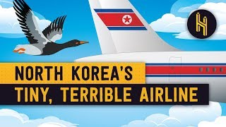 North Korea's Tiny, Terrible Airline