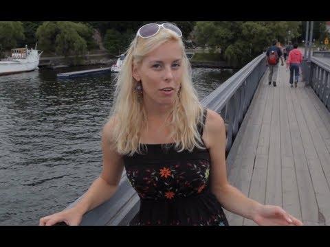 Stockholm Sweden: As We Travel Europe