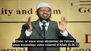 Nourritures Interdites Dans Coran Et Bible-Similarités Entre Islam Et Christianisme(7/11)-Zakir Naik