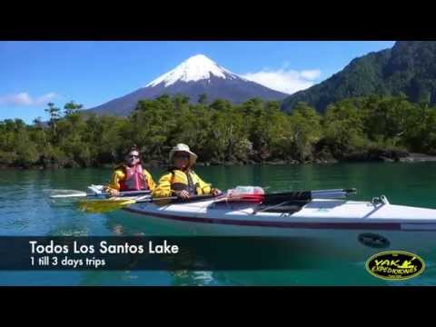Seakayak Trips in Chile ,Northern Patagonia & Glaciers with YAK EXPEDICIONES