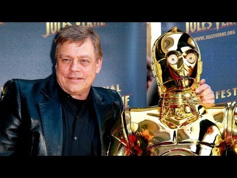 Mark Hamill Talks 'Star Wars' Future