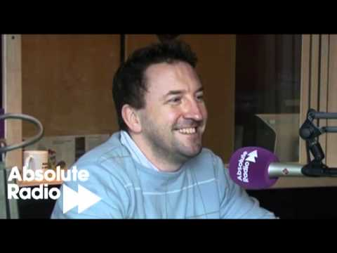 Lee Mack shows up on Frank Skinner's Saturday morning show on Absolute Radio ...