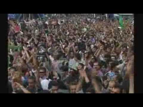 Iran protester killed after anti-government rally (Tuesday, June 16, 2009)