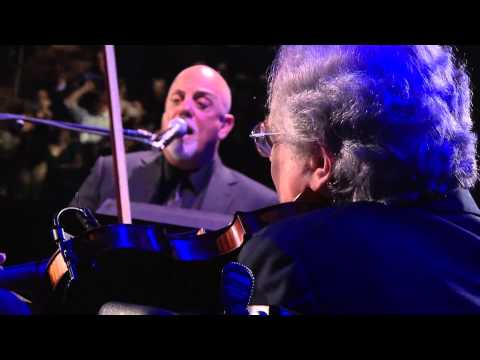 Billy Joel & Itzhak Perlman - The Downeaster 'Alexa' (MSG - March 9, 2015)