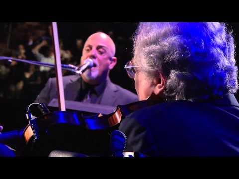 Billy Joel & Itzhak Perlman - The Downeaster 'Alexa' (MSG - March 9, 2015)