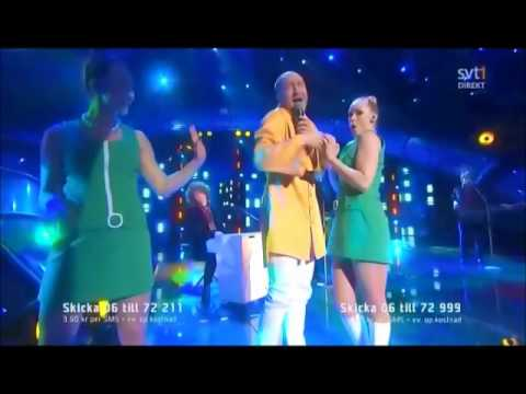 The Moniker - Oh My God Melodifestivalen 2011
