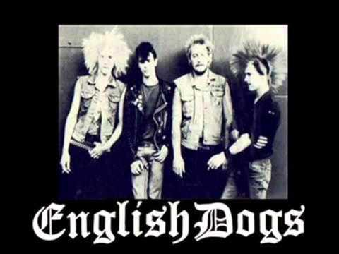 English dogs  -  ultimate sacrifice   - 1985   grantham uk