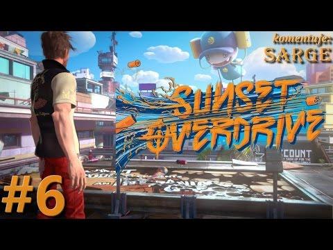Zagrajmy w Sunset Overdrive XONE odc. 6 Ucieczka z miasta