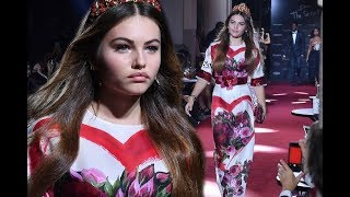 Thylane Blondeau Dubbed Most Beautiful Girl In The World Aged Six Is Now Model Of The Moment At 16