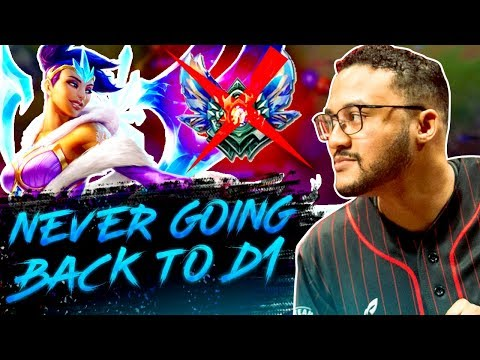 NEVER GOING BACK TO D1 | APHROMOO
