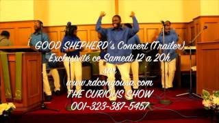 THE CURIOUS SHOW: Good Shepherd Concert Trailer