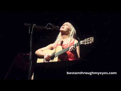 Laura Marling:  Little Love Caster (new song) Boston, MA - Berklee Performance Center 6.15.2012