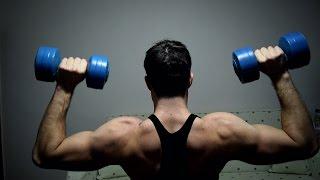Evde Fitness Programı | Evde Vücut Geliştirme Antrenmanı