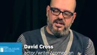 David Cross | Interview | TimesTalks