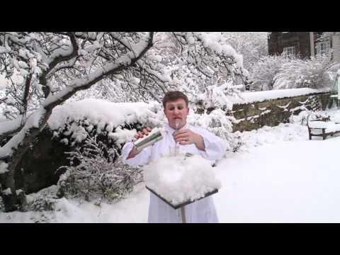 The Snowjito with Ian McLaren of TheBBFB Training Team