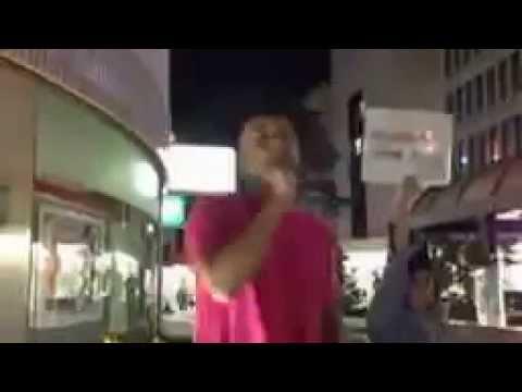 山本太郎「原発問題」@福島駅 9/13【低画質・音とび】