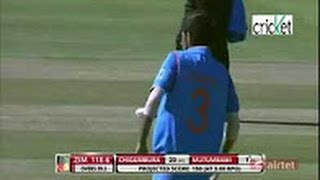 India vs Zimbabwe, 1st ODI 2016: KL Rahul's 100 Runs Lead India to Victory