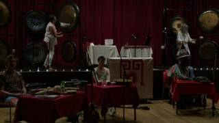 Gong master Don Conreaux performs Concert for Humanity in Hong Kong (3/3)