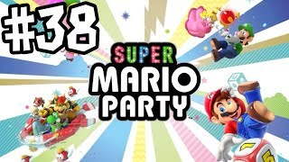 Super Mario Party Playthrough with Chaos part 38: The End of the Road