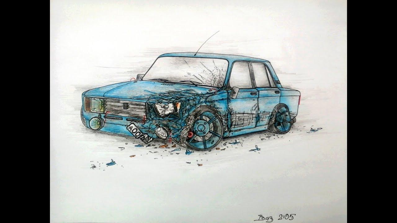 рисунки карандашом тазы: