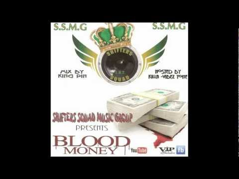 BLOOD MONEY THE MIX TAPE  (HATER NOTE)