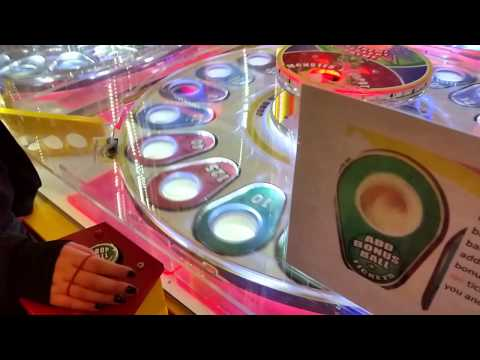 Monster Drop Extreme Jackpot Win As It Happens!  Destroying Arcade Again!  X-treme! video