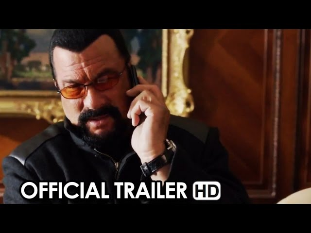 Absolution Oficial Trailer (2015) - Steven Seagal, Vinnie Jones Action Movie HD