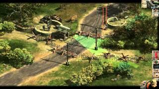 Коммандос игра прохождение видео