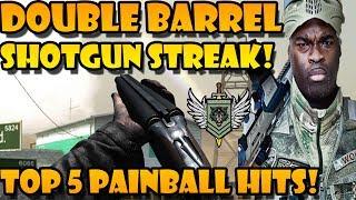 DOUBLE BARREL SHOTGUN KILLSTREAK!?!?!?!?!