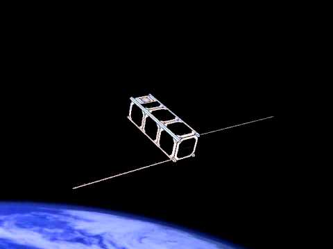 Aalto-1, the Finnish student satellite