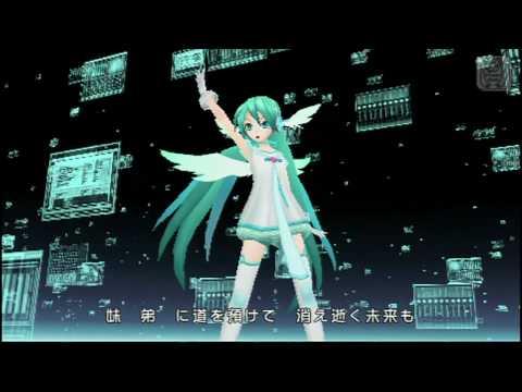 Hatsune miku Project DIVA 2nd HD The Intense Singing of Hatsune Miku (Hatsune Miku no Gekishou) PSP