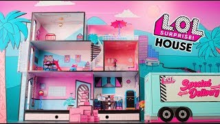 Giochi Preziosi | L.O.L. Surprise! House