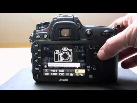 Nikon D7100 - Quick Tour and External Feature Review