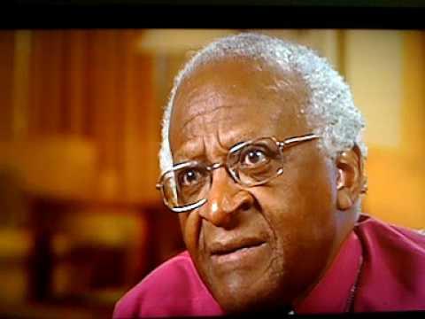 Desmond Tutu Speaks on Gays