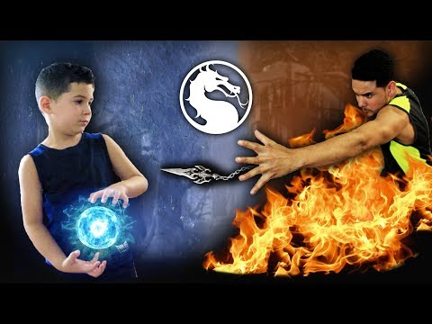 Mortal Kombat: SCORPION vs SUB-ZERO