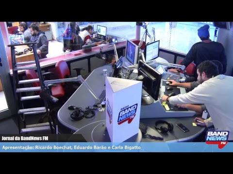 Transmissão ao vivo de Rádio BandNews FM thumbnail