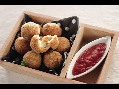 Chicken Cheese Bombs   Sanjeev Kapoor Khazana