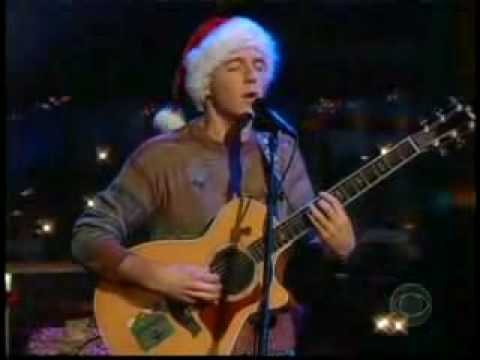 Jason Mraz - Winter Wonderland Live