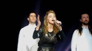 Madonna Video - Madonna Like A Prayer (NEW VERSION) MDNA Tour EUROPE Bluray