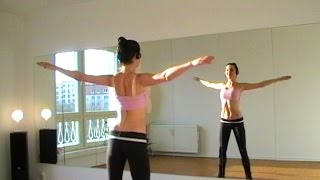 Bellydance CARDIO WARM-UP (pt1) Workout with Coco