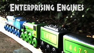 Enterprising Espionage - The Official Enterprising Engines Theme Song