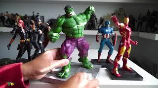 Avengers Endgame Iron man|Captain America|Hulk|Thor|Hawk eye|Black Widow Kotobukiya