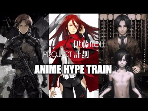 Anime Hype Train -  Project Itoh Films