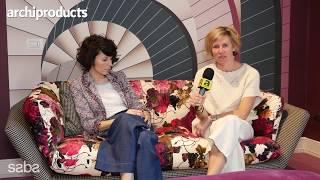 Archiproducts Milano 2018 | SABA ITALIA - Studio Milo e Alessandra Santi