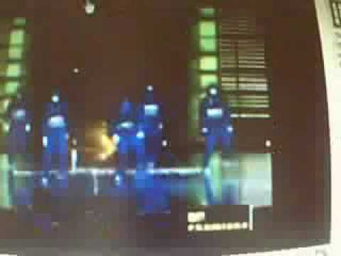 Jabbawockeez the Blue Pill video